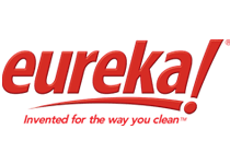 Eureka logo, Eureka products and repair service